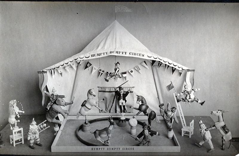 The Humpty Dumpty Circus (1897)